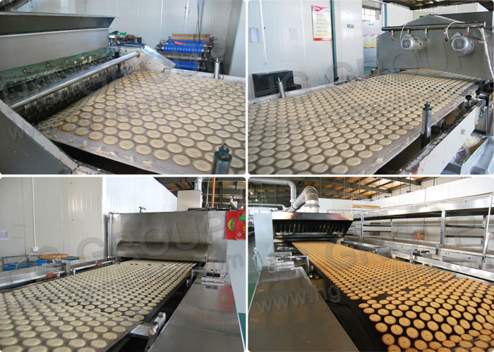 petite machine de fabrication de biscuits