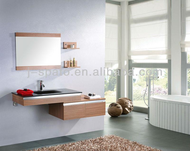 2013 New Design modern bathroom mirror cabinets JS-B008