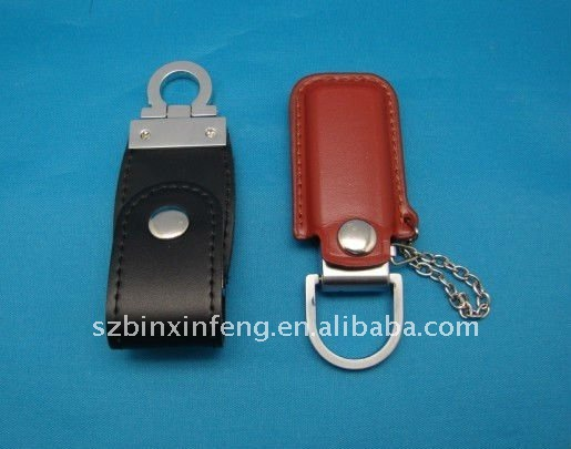 novelty design,Wholesale leather usb flash drives 32MB~500GB