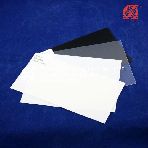 PP transparent color plastic film