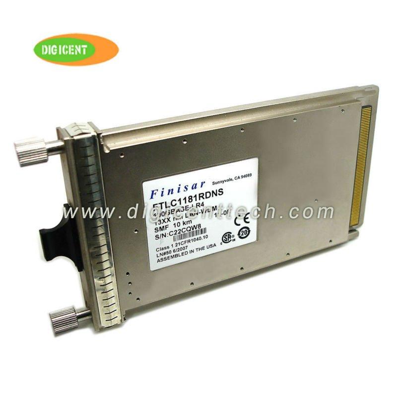Image Optic 100gbase Lr4 Finisar 10km 100gb S Ftlc1181rdns Duplex Cfp