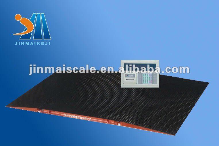 LCD Display Platform Scale