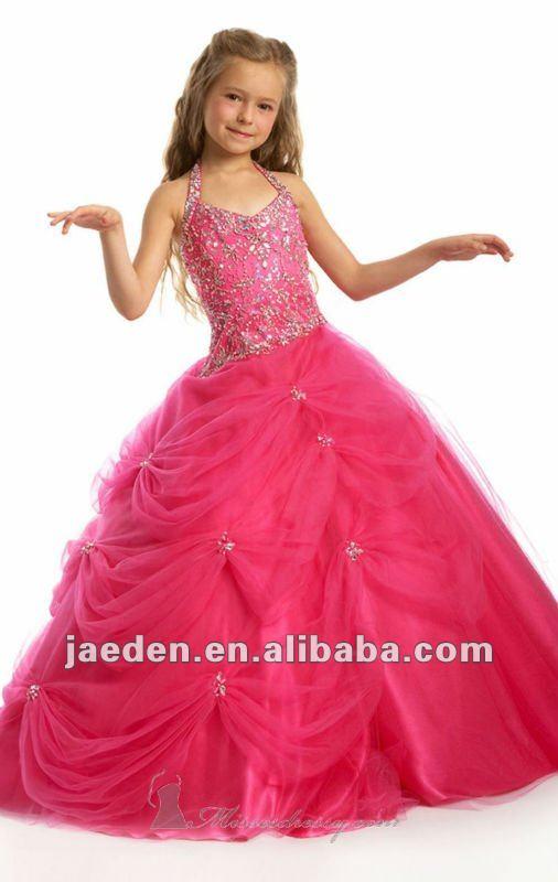 Little Girl Party Dresses - Long Dresses Online