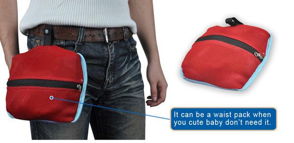 EN71 safe baby carrier bag