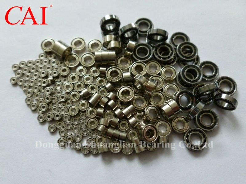 factory supply all kinds of deep groove ball bearings