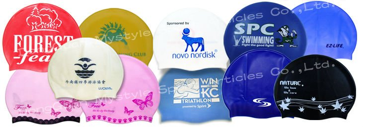 OEM silicone swimming cap,professional factory