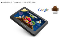 "4.3"" JXD S18 Game Tablet PC 512MB DDR3 4GB Amlogic 8726-M3L 1GHz Android Game Tablet  Free Shipping!"