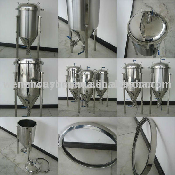 BFO stainless steel maturation tanks