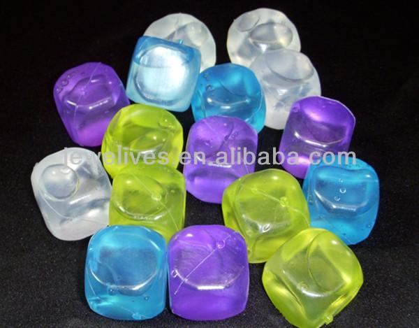 Reusable Ice Cubes Bpa Free Reusable Plastic Ice Cubes