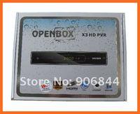 Приемник спутникового телевидения Satellite TV Receiver Openbox x 3 core1080pi HD USB Wifi dvb/s dm800hd se