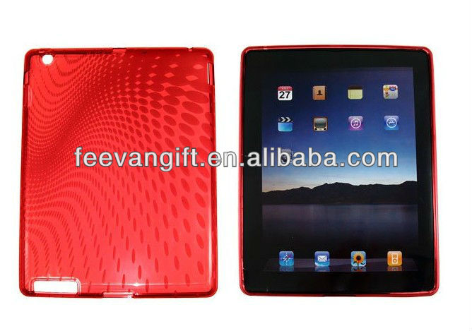 Wholesale For ipad 2 case silicone case for new ipad ipad 3/2 with home key