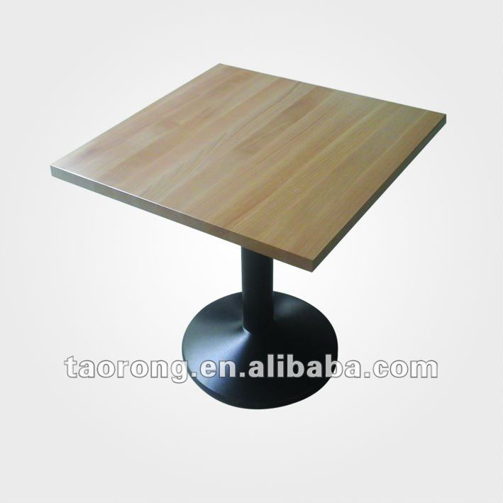 Ta 024 Square Carbonized Wood Restaurant Table With Metal  : 476039511883 from www.alibaba.com size 709 x 709 jpeg 28kB