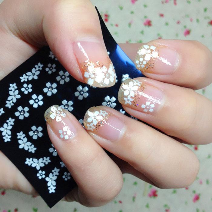 Кружево на ногтях своими руками