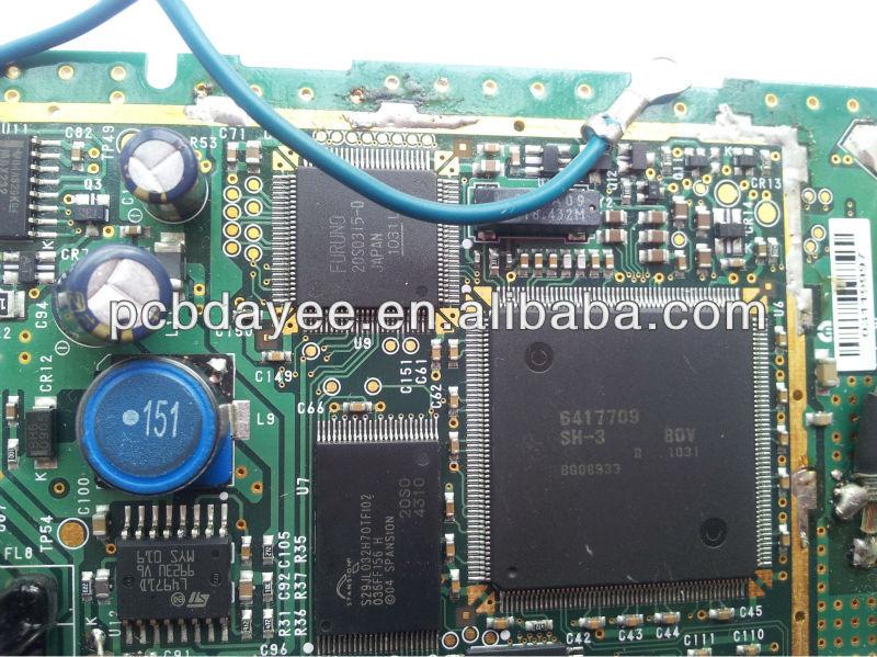 full turnkey electronic led bulb pcb