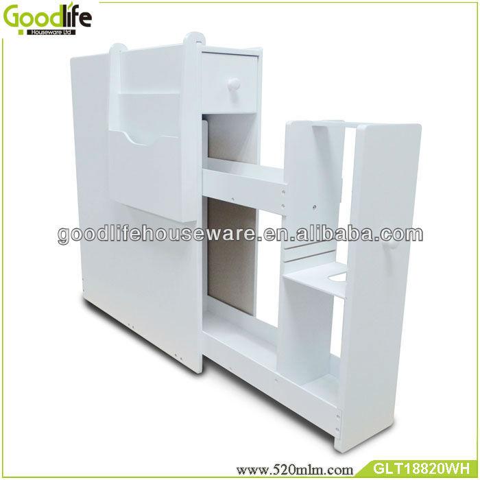 wooden slim storage cabinet for bathroom buy slim storage cabinet
