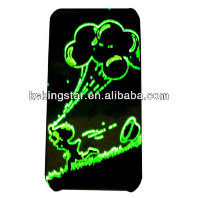 plastic case for iphone flash case