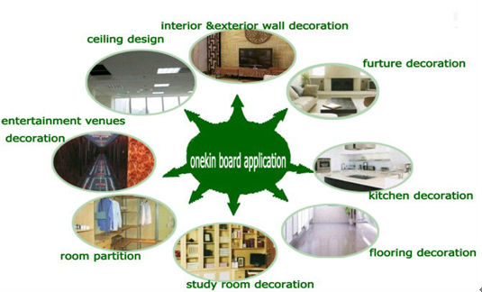 easy install wall panel mgo fireproof board