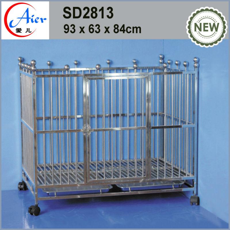 Factory Supplier dog kennel runs