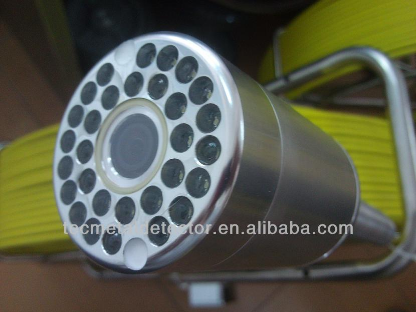 High Resolution Sewer Inspection Pipe Camera,Inspection Pipeline Camera TEC-Z712DN