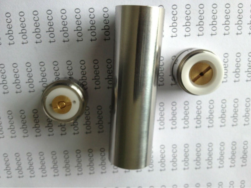 mini body fit for 14500 battery mod bagua