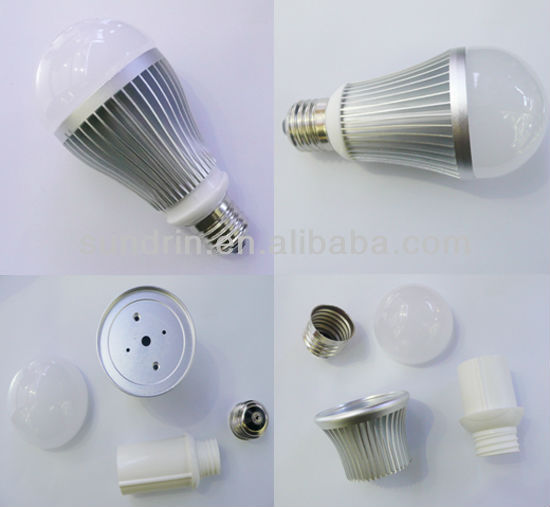 Innovative hot sell c7 clear colored light bulbs