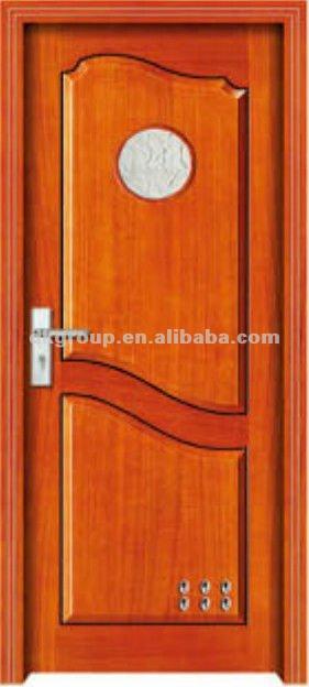 2013 hot sale interior mdf wooden door buy wooden doors for Front door design indian style