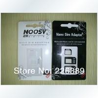 Адаптер для SIM-карты OEM 100set/3 1 nano/sim iphone 5 5 g