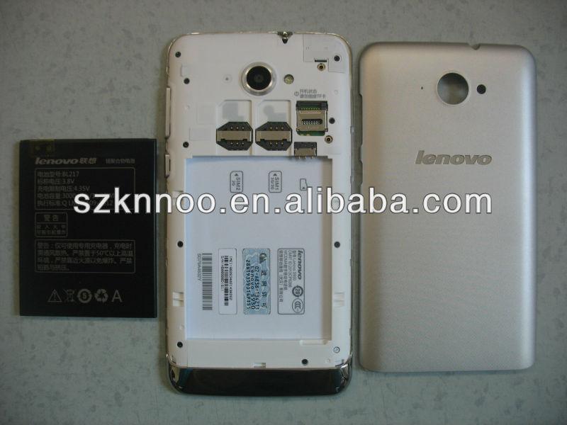 Original Lenovo S930 Vibe MTK6582 Quad Core phone Mobile 6.0 inch IPS 1GB RAM+8GB ROM 8MP Android 4.2 GPS 3G WCDMA 3000mah
