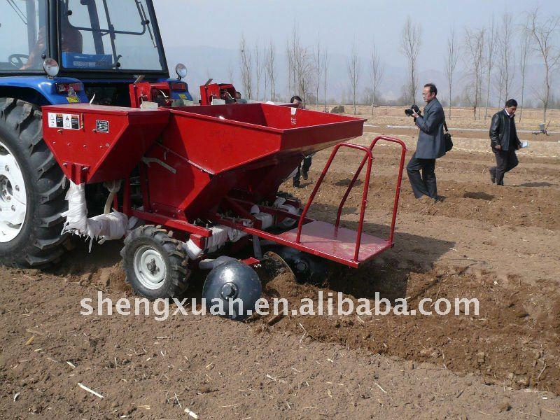 SX large potato seeder 2CMD-2 potato planter from Weifang factory