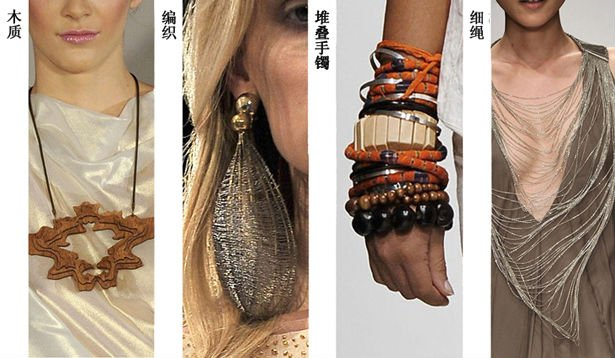 2011/2012 S/S Fashion Trends of Colours and Designs---Gypsy