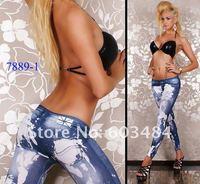 Женские носки и Колготки 2012 new, CPAM! 5 pcs/lot, mixed at random, sexy leggings, sexy lingerie, 7889