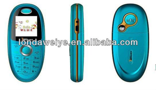 Q381 dual sim mini phone