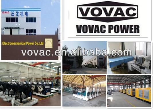 High quality Ricardo/Deutz/Cummins 10kva-1250kva power generator with competitive price