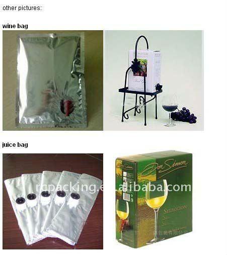 BIB bag in box for oil,wine,juice