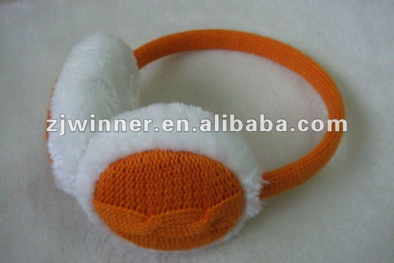 2012 Fashion Knitted Earmuff