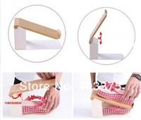 Пластиковая мебель Adjustable shoes storage rack 2 pcs_shoes rack shelf