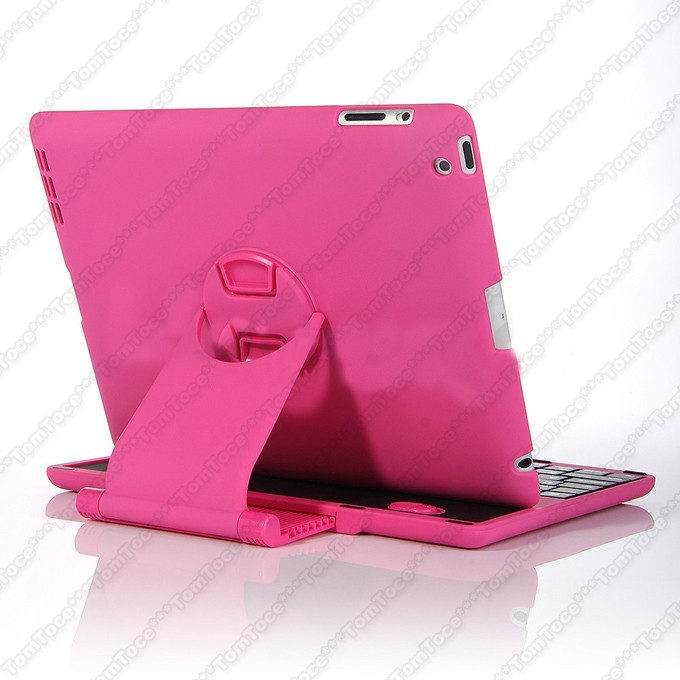 ipad 234 cover case+ bloothheyboard (2)