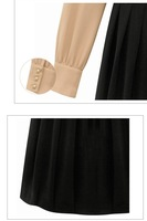 Женское платье High-quality goods autumn cultivate one's morality fair maiden show dress
