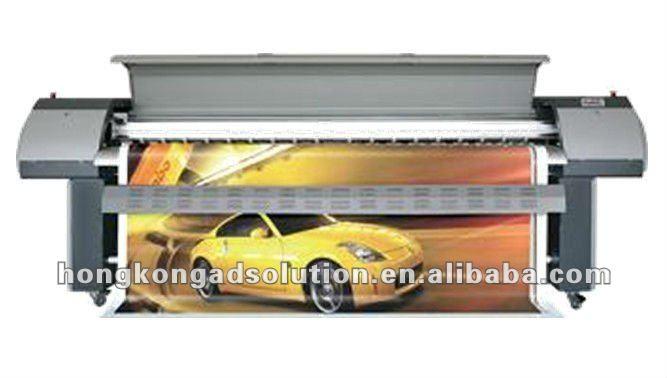 INFINITI Seiko SPT510 Light Duty Solvent Printers FY-3204H Media Width 3.2M