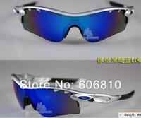 Женские солнцезащитные очки 2 pcs .Men's Sports Sunglasses 5 pcs Lens Radarlock Path Branded O logo Sunglasses Polarized Cycling Glasses