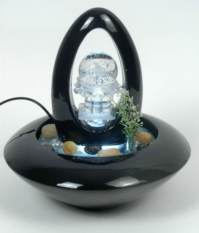 fontes de agua para decoracao de interiores : fontes de agua para decoracao de interiores:CX21168 Fonte, decoração de casa, Fonte de água-Artesanato de feng