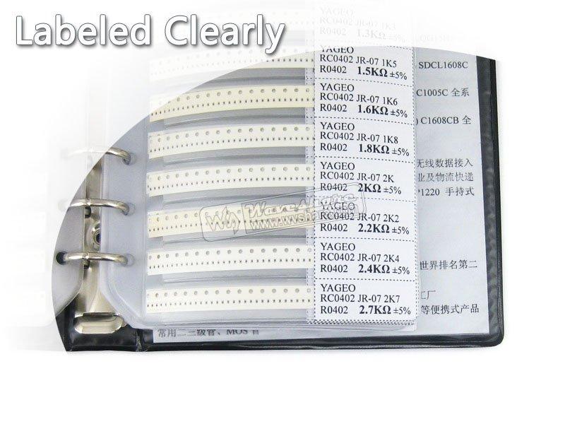 Smd resistor marking