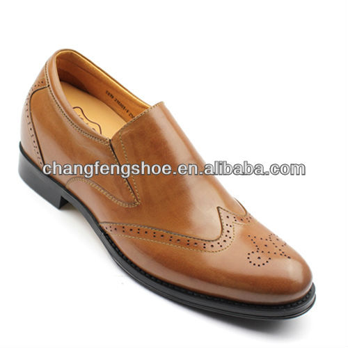 high heel Italian shoes men