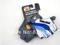 Мужские перчатки для велоспорта 2012 New Bike Bicycle PEARL IZUMI Half Finger Gel Cycling Gloves