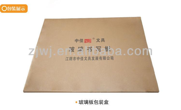 Jiangsu Magnetic glass whiteboard/magnet whiteboard/glass board