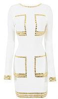 Вечернее платье Bandage dress spendex PL634