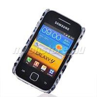 Чехол для для мобильных телефонов LEOPARD GREY HARD WOOL FEATHER CASE COVER FOR SAMSUNG GALAXY Y S5360