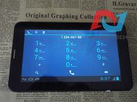 Мобильный телефон 7 inch Android Tablet PC Big Battery 2G 3G Tablet Phone Call 1.0GHz 512M 4G Wifi Webcam 7 inch Android Tablet PC A13 Q88