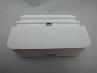 Зарядное устройство для мобильных телефонов IN stock Data Sync Cradle Desktop Dock for Samsung S3 S4 i9500 Dock Charger Station DHL