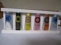 2012 hot selling ~ 10set  The ShuDan Christmas edition of set limit to hand cream 30 ml * 6 moisturizing  happy-shopping